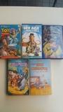 películas Walt Disney originales VHS - foto