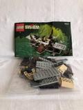 Lego system pontoon plane - foto
