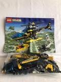 Lego system helicoptero de rescate - foto