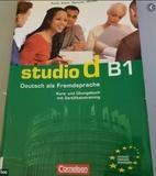 LIBRO DE ALEMÁN B1 STUDIOD - foto