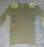 jersey del ejercito  britanico - foto