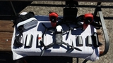 Bebop 2 y Skycontroller 1 Vr y Tablet 10 - foto