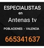 Antenas .reparaciones y averias - foto