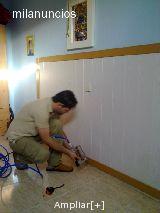 Carpinteria de madera autonomo - foto