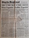 PeriÓdicos guerra civil espaÑola - foto
