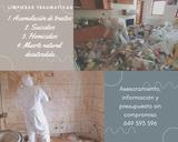 Limpiezas especiales traumaticas - foto