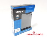 Disco duro externo de 1Tb Maxtor - foto