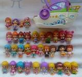 lote muñecas pin y pon - foto