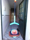 Saltador de puertas para bebe - foto
