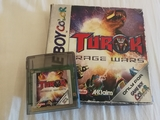Turok Rage Wars para Gameboy color - foto