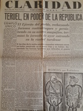 Facsimil.Periódico.Guerra Civil Española - foto