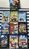 10 DVD de dibujos animados Disney - foto