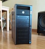 HP Z820 16 núcleos y 32 hilos - foto