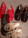 lote calzado niña - foto
