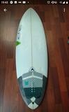 VENDO TABLA DE SURF 5\'8 - foto