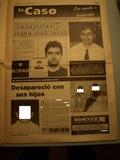 Personas desaparecidas - foto