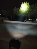 Linterna potente - foto