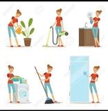 servicio de limpieza - foto