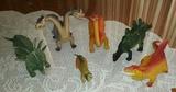 Lote 6 dinosaurios variados - foto