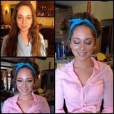 Maquillaje y peinados a domicilio - foto