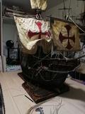 Modelismo naval carabela santa maria - foto
