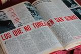 Revista taurina El Burladero - foto