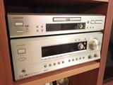 Amplificador + DVD Onkyo - foto