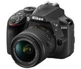 Camara reflex nikon kit d3400 objetivo a - foto