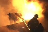 Incendios, explosiones. Peritos. - foto