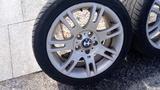 Llantas bmw con neumáticos - foto
