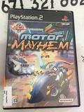 juego motor mayhem ps2 - foto