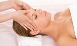 masaje terapéutico relajante - foto