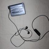 Reproductor de cassete sony walkman - foto