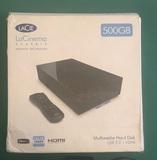 Disco duro multimedia 500 gb lacie - foto