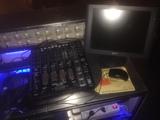Equipo de sonido completo - foto