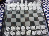 Juego de ajedrez - foto