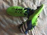 Botas de futbol adidas de niño - foto