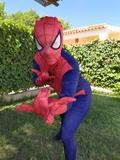 ¡Animación con spiderman! - foto