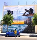 Graffiti decoraciÓn - foto