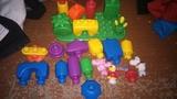 Juguete bolsa de piezas fisher price - foto