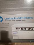 Impresora láser - foto