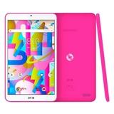"Tablet rosa 8\"" 2gb ram 16 gb nueva - foto"