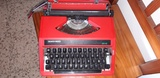 maquina de escribir Marca Silver Reed - foto