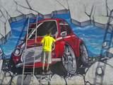 pintor graffiti artistico - foto
