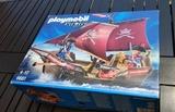 Conjunto Barco Playmobil - foto