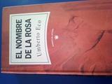 LIBRO EL NOMBRE DE LA ROSA - foto