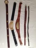 Cinturón mujer años 80 - foto