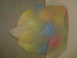 Bolsa con 40 bolas infantiles - foto