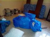 Recogida de muebles trastos utensilios.. - foto