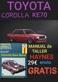 Toyota COROLLA KE70 1981/1984 - foto